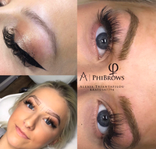 Microblading near me microblading Cincinnati better brows