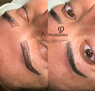 Microblading Cincinnati better brows