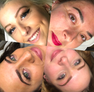 microblading colors